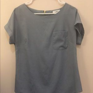 Loft Soft Blue Shirt